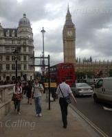 Английский в Лондоне. История на каждом шагу.