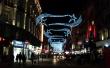 Christmas London. Пора пройтись по ночному городу...