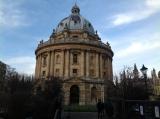Оксфорд. Центр города.