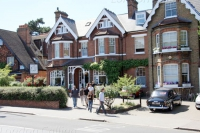 Наши состоявшиеся поездки. St. Giles International, London Highgate