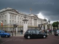 Путевка в Лондон. Такси до Букингемского дворца!