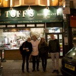 With Costas from Toff's